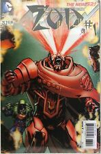 "DC Comics Action Comics 23.2 ""Zod #1""  Lenticular Cover.  New 52 1st print"
