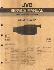 JVC Original Service Manual für GR- A 1 EG