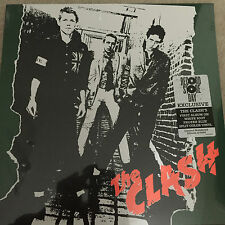 THE CLASH 'The Clash' remastered 180g BLUE + WHITE VINYL LP SEALED / NEW RSD