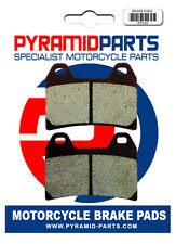 Pyramid Parts Front brake pads for: BMW G 650 X moto 07-09