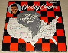 CHUBBY CHECKER FOR TWISTERS ONLY ALBUM 1961 PARKWAY RECORDS P 7002