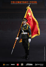 1:6 scale DAM TOYS 78029A Liberation Army HONOR GUARD STANDARD BEARER (ARMY)