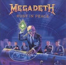 Rust in Peace New CD