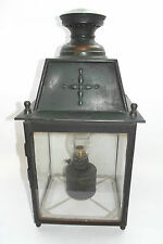 ANCIENNE GROSSE LAMPE LANTERNE GARE CHEMIN DE FER TRAIN LOCOMOTIVE POYARD SNCF