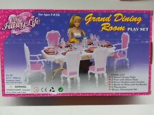 Gloria, Barbie Doll House Furniture/(2312) My Fancy Life Grand Dining Room