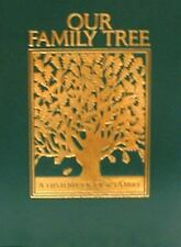 NEW Our Family Tree : A History of Our Family (2011, Hardcover) Genealogy