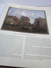 Hamburgo archivado 2 ciudad imagen 1092 la pequeña Alster de 1842 F. Volmer
