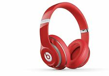 OEM Beats by Dr. Dre Studio 2.0 Wired Headband Over-Ear Headphones MH7V2AM/A Red