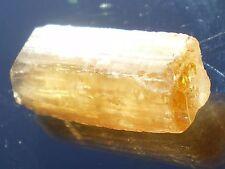 1 Rare Cristal Naturel Champagne de Topaze Impérial 10 cts  !!  (Brésil)