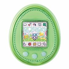 NEW BANDAI TAMAGOTCHI 4U + PLUS Lime Green