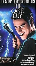 The Cable Guy (VHS, 1996, Closed Captioned)