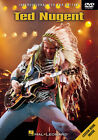 Ted Nugent Guitar Instructional DVD NEW!