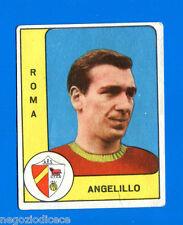 CALCIATORI PANINI 1961-62 - Figurina-Sticker - ANGELILLO - ROMA -Rec