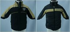 Toddler's Sports Club NHL Pittsburgh Penguins Reversible Winter Coat - Sz 18M