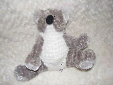 "Gund Plush Kaylee Koala Bear Grey White Floppy Stuffed Animal 10"" 31071"