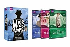 Miss Marple The Complete Collection 1-3 (DVD 2015 9-Disc) New