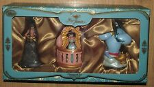 Disney Aladdin Art of Jasmine Limited Edition Ornament Set christmas tree decor