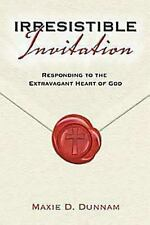 Irresistible Invitation 40 Day Reading Book: Responding to the Extravagant Hea..