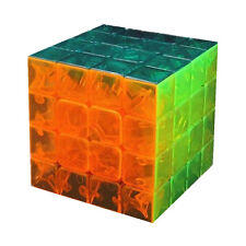 Kingcube Yongjun (YJ) Yusu R 4x4 Transparent Magic cube 4x4x4 Speed cube