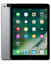 Apple iPad 5th Generation 32GB, Wi-Fi + Cellular (Unclocked), 9.7Inch - Space...