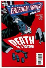 FREEDOM FIGHTERS DC NO. #3 (NM) UNREAD