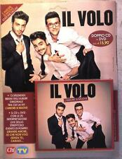 CD IL VOLO L'AMORE SI MUOVE DOPPIO 2 CD+ DVD LIVE POMPEI PACKAGING AS A PHOTO.