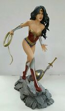 FANTASY FIGURE GALLERY WONDER WOMAN LUIS ROYO DESIGN STATUE YAMATO