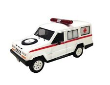 35. GURGEL CARAJAS AMBULANCE scale 1/43 - Amazing Cars From Brazil