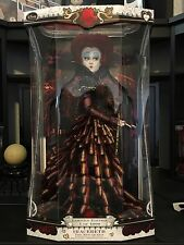 """Disney Alice Through The Looking Glass - Red Queen 17"""" Doll Limited Edition 4000"""