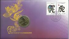 2010 Year of The Tiger NPC Cover 12 Jan 2010 High Value Cost $14.95 Ex PO