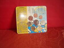 (GRE 90) SET GRECE 2009   8 PIÈCES BRILLANT UNIVERSEL .