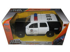 2010 CHEVROLET TAHOE LAPD LOS ANGELES POLICE DEPARTMENT 1/32 CAR BY JADA 96340