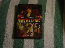 The Adventures of Young Van Helsing - Quest for the Lost Scepter (DVD, 2004)