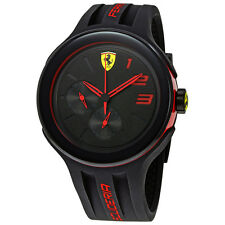 Ferrari FXX  Black Dial Mens Watch 830223