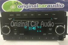07 08 09 Chrysler Dodge Jeep OEM Factory AM FM SAT Radio MP3 CD Player AUX RES
