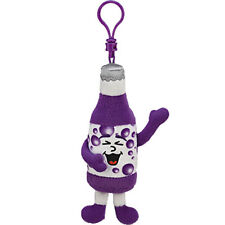 Whiffer Sniffers Izzy Sodalicious Grape Soda Backpack Clip