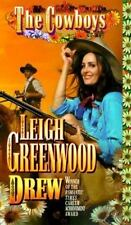 The Cowboys: Drew - Leigh Greenwood - FREE SHIP