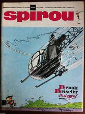 (A)SPIROU N°1562 Avec le mini-récit, Avec le supplément Belge/ Pub Barbie Mattel