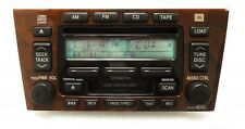 2000 01 02 03 04 TOYOTA Avalon Radio JBL Stereo 6 CD Disc Tape Player AD6900 OEM