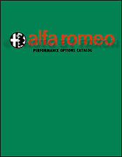 Alfa Romeo Performance Parts Book GTA Giulia Spider 1750 2000 Duetto Veloce GT