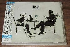 SEALED! PROMO issue! BLUR Damon Albarn JAPAN ONLY CD obi MORE LISTED Out Of Time