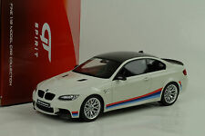 2012 BMW M3 E92 Coupe  white weiss 1:18 GT Spirit  GT707