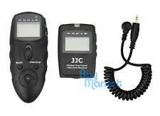 JJC WT-868 Wireless Timer Remote with CABLE for Canon EOS 7D MK2 5D MKIII 1Ds