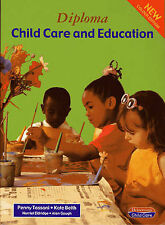 Diploma in Child Care and Education: Student Book by Penny Tassoni, Kate Beith,