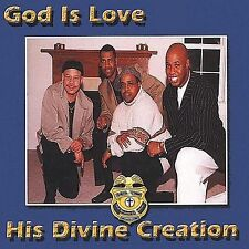 CD God Is Love - His Divine Creation