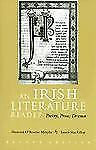 An Irish Literature Reader : Poetry, Prose, Drama by James MacKillop (2006,...