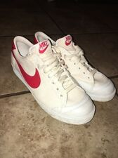 """Vintage 100% Authentic Nike """"All Court"""" Men's 6.5 Women's 8 Great Condition RARE"""