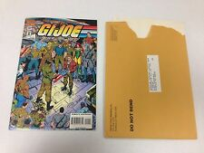 G.I. Joe A Real American Hero! #155 December 1994 final issue with original mail