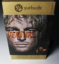 Yurbuds Adventure Series Venture Talk 10161 Earphones Ear Buds - Won't Fall Out!