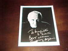 Actor Anthony Hopkins Autographed Signed Photo with inscription